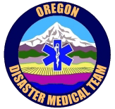 Oregon Disaster Medical Team logo